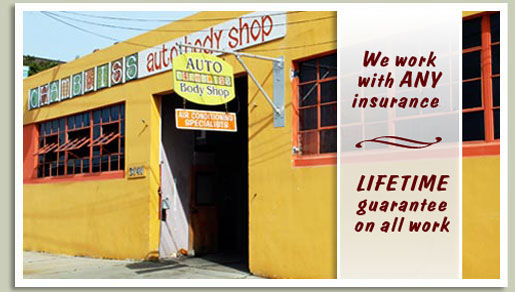 Chambliss Auto Body - New Orleans, LA